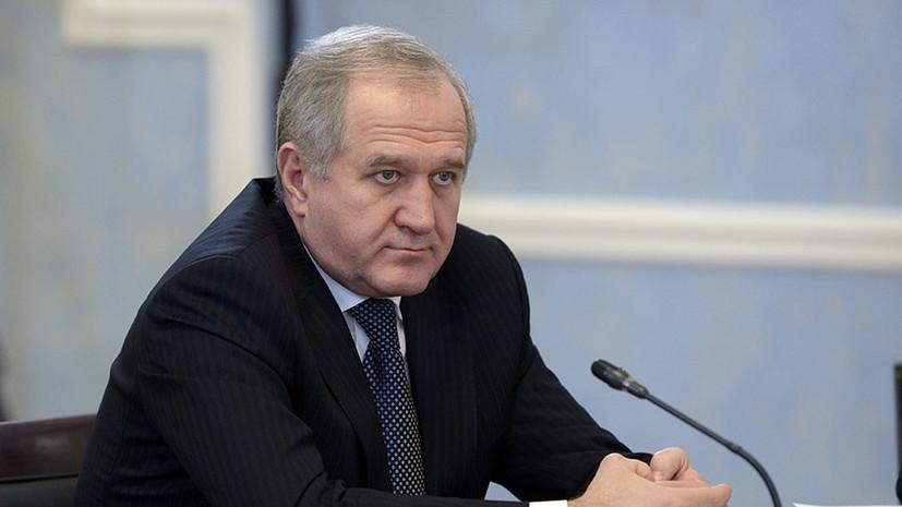 «Наша задача — убрать барьеры»: глава ФТС России Владимир Булавин о торговых отношениях с Китаем и сотрудничестве с ЕАЭС