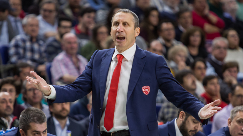 Блатт рад, что сборная России по баскетболу сыграет в отборе на ОИ-2020
