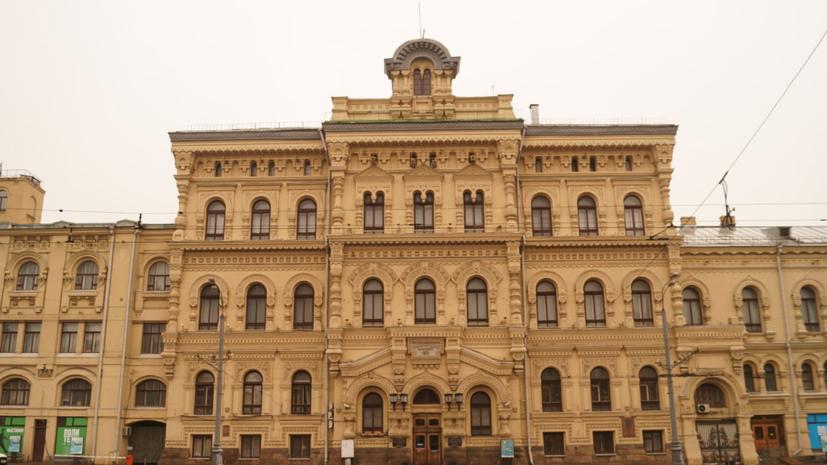 Росреестр поставил на кадастровый учёт объекты Политехнического музея в Москве