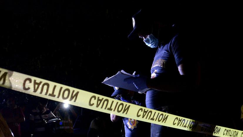 На Филиппинах в результате взрыва пострадали семь человек