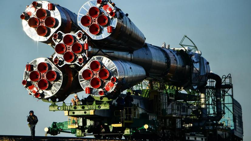 В РКЦ «Прогресс» хранятсяоколо 40 ракет «Союз»