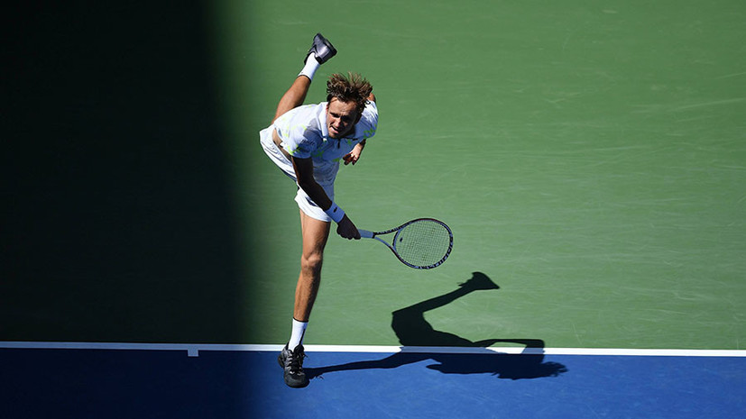 Сафин считает, что Медведев способен обыграть Надаля в финале US Open