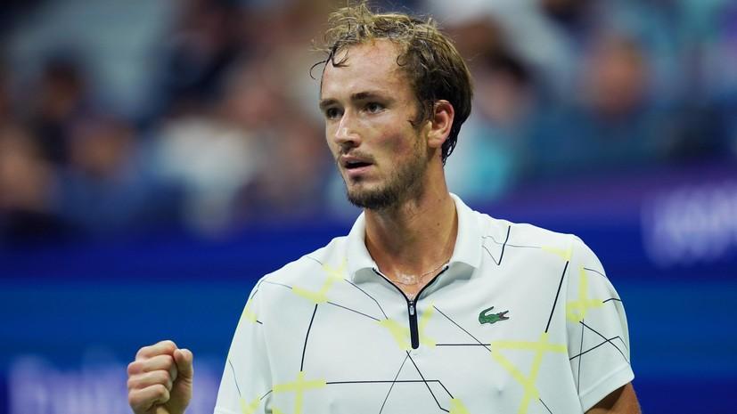 Тарпищев: Медведев может стать лучшим российским теннисистом в истории