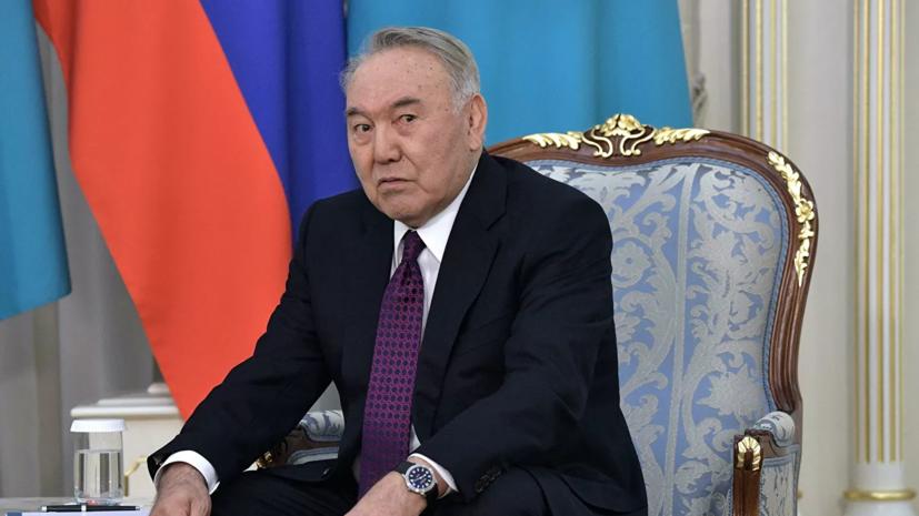Строящийся комплекс на Байконуре назовут в честь Назарбаева