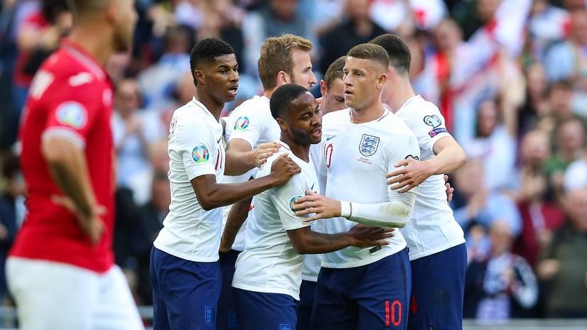 Хет-трик Кейна помог Англии разгромить Болгарию в отборочном матче Евро-2020