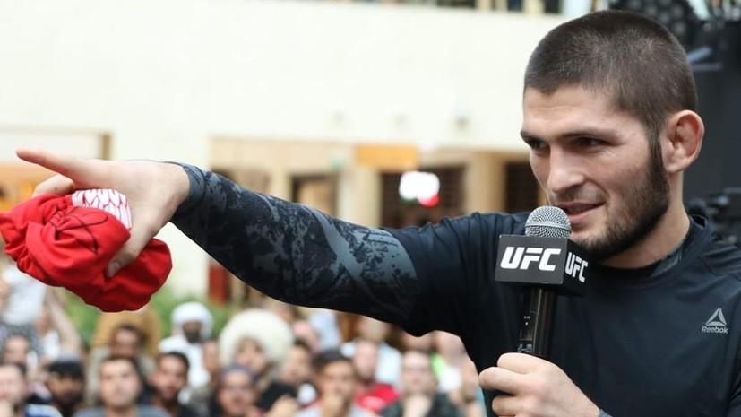 Нурмагомедов назвал Порье одним из лучших бойцов в мире