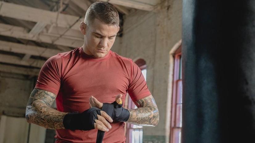 Порье прокомментировал свой проигрыш Нурмагомедову на UFC 242