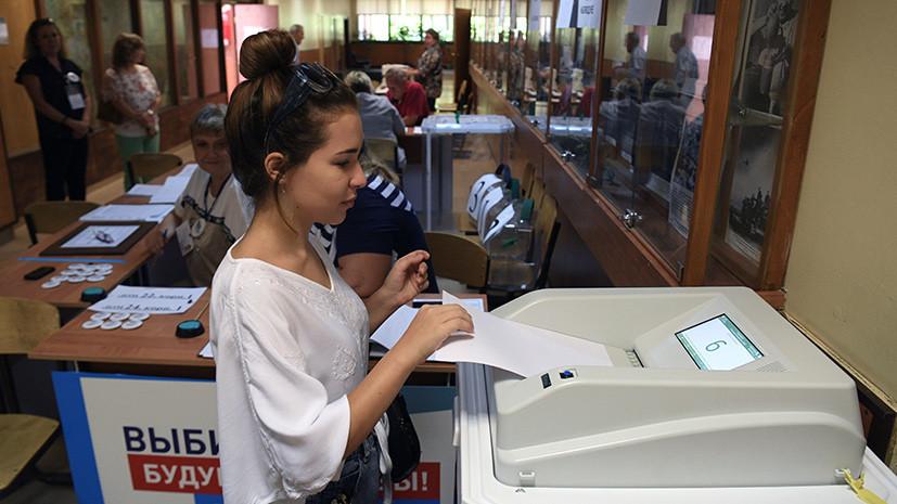 Свыше 118 тысяч кандидатов: в России проходит единый день голосования