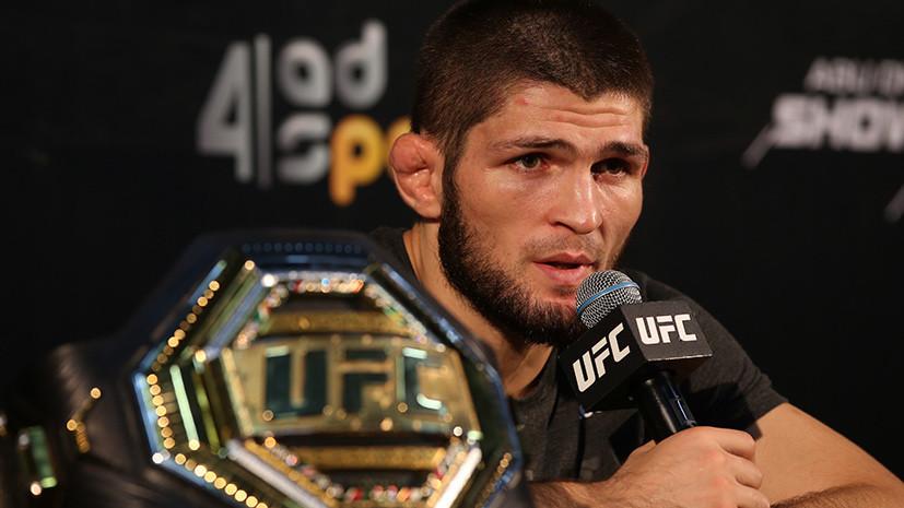 Гаджиев считает, что у Нурмагомедова нет конкурентов в его весовой категории в UFC