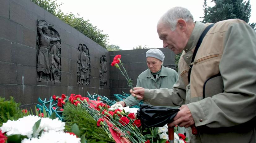 Власти Ленобласти выступили с обращением в День начала обороны Ленинграда