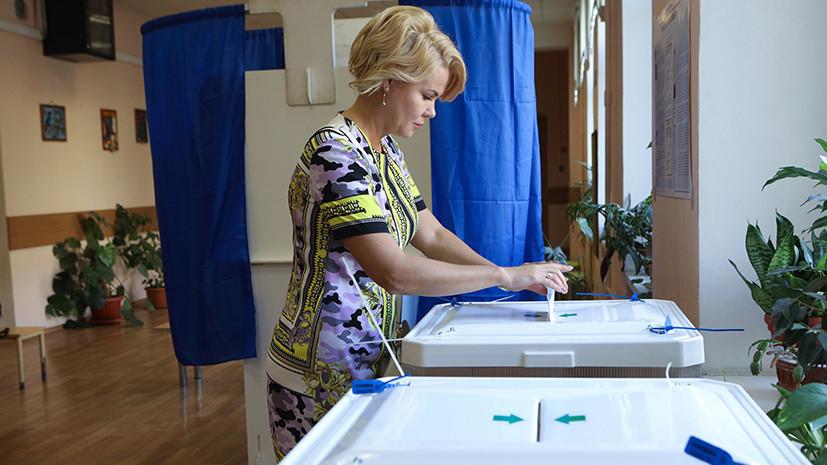 «Важно — не сколько, важно — какого качества»: россияне голосуют за кандидатов в депутаты, мэров и губернаторов