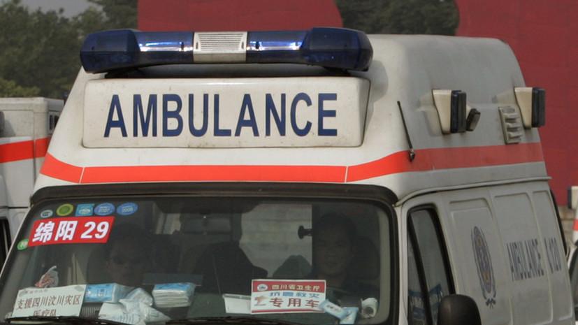 Число пострадавших в результате землетрясения в Китае превысило 60