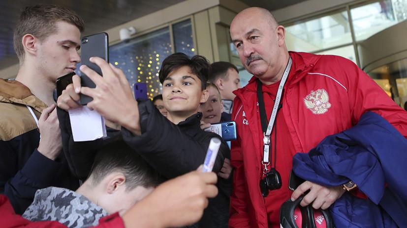 Популярность Дзюбы, уверенность Черчесова и ожидаемый аншлаг: как сборная России готовится к матчу с Казахстаном