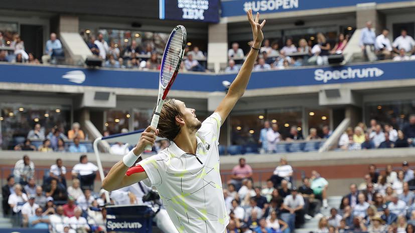 Сафин: Медведеву нужно брать инициативу в свои руки в финале US Open