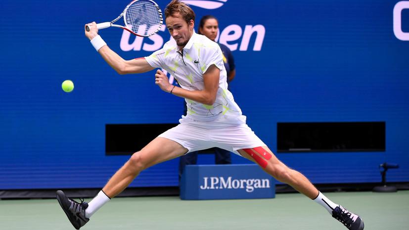 Сафин назвал детским садом попытки Медведева использовать укороченные удары в финале US Open