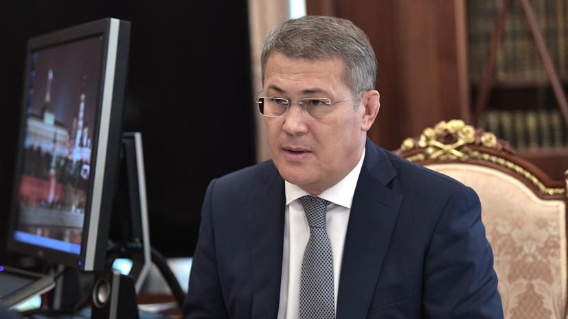 Врио губернаторов Башкирии и Астраханской области побеждают на выборах