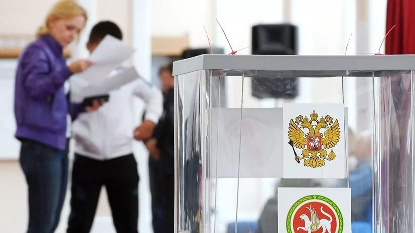 Итоговая явка на выборы в Мосгордуму составила 21,77%