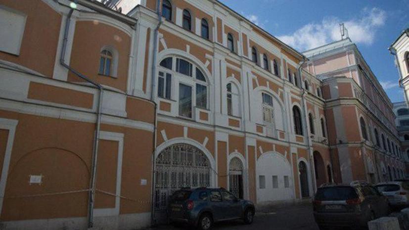 В центре Москвы планируют отреставрировать церковь Ильи Пророка