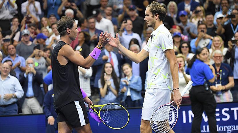 Характер на корте, самоирония и примирение с фанатами: как Медведев заставил восхищаться собой в финале US Open