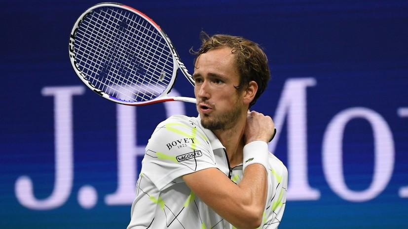 Надаль считает, что российского теннисиста Медведева ждёт великое будущее