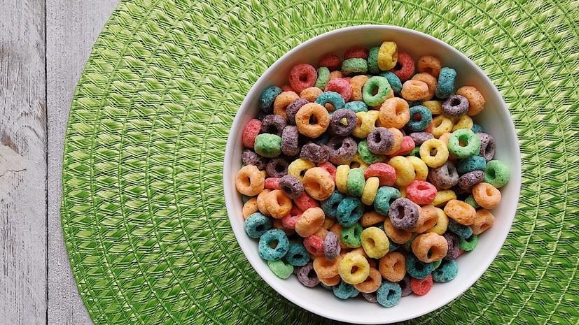 Эксперт рассказала о вреде сухих завтраков для детей
