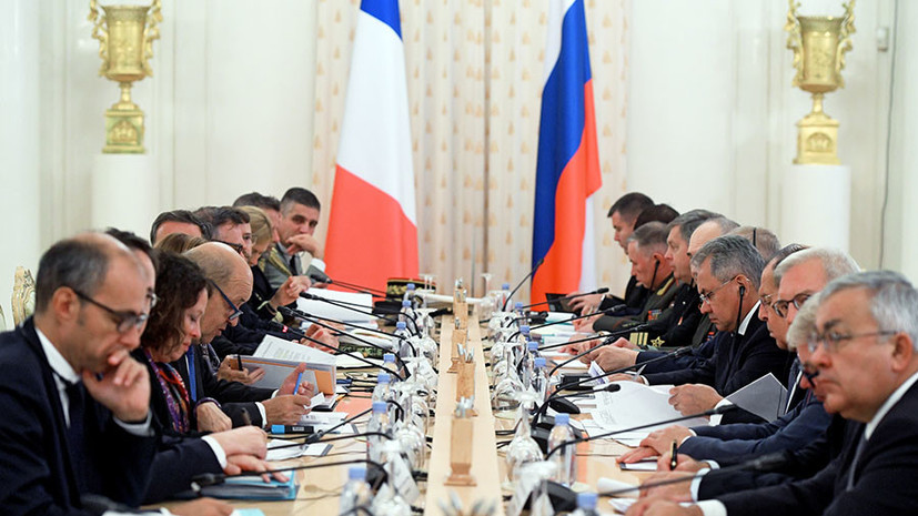 «Новый этап в отношениях»: как может развиваться военно-политическое сотрудничество России и Франции