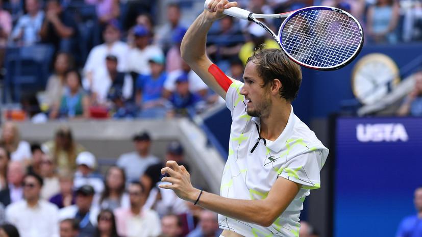 Южный считает, что матч Медведев — Надаль в финале US Open был равным