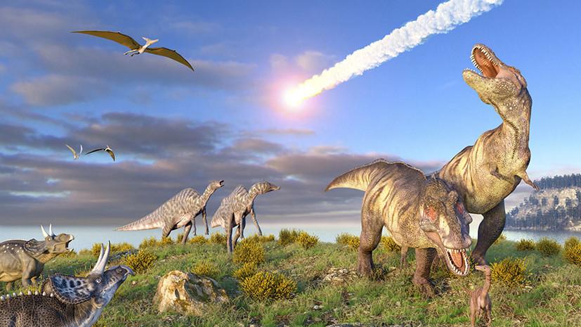 В сердце древнего взрыва: учёные восстановили детали катастрофы, погубившей динозавров