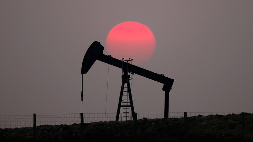 Мировые цены на нефть растут в ходе торгов 10 сентября