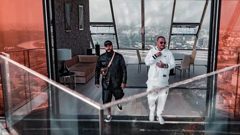 Побивший рекорд по дизлайкам клип Тимати и Гуфа исчез с YouTube