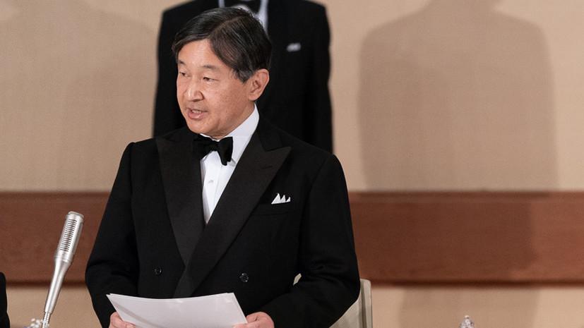 Император утвердил состав нового правительства Японии