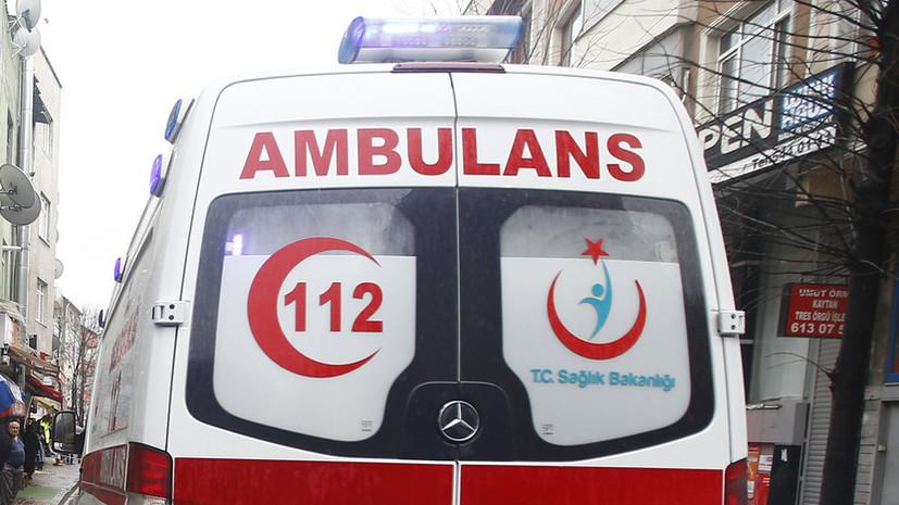 В ДТП с микроавтобусом в Турции погибли 10 человек