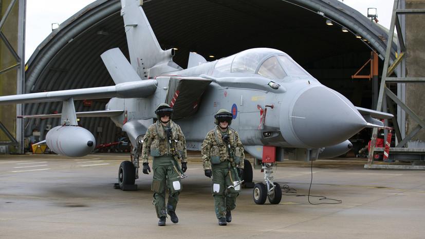 «Бряцают оружием в информационном пространстве»: с чем связан дефицит лётчиков в ВВС Великобритании