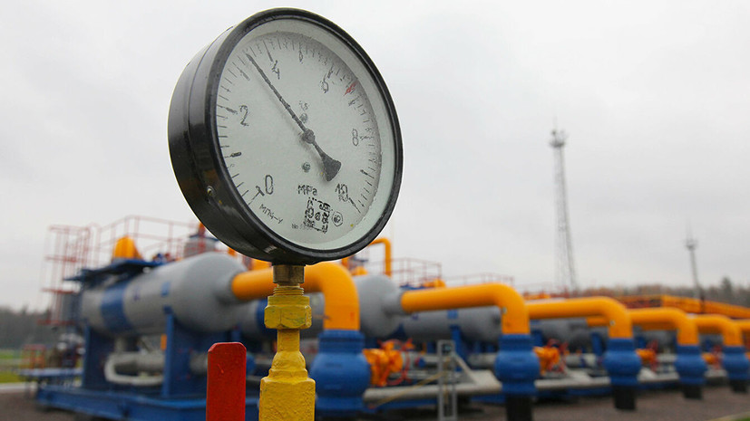 Украинский премьер ожидает сложных газовых переговоров с Россией