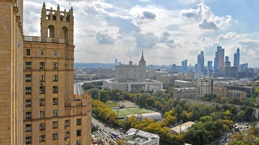 В Москве побит температурный рекорд 1972 года