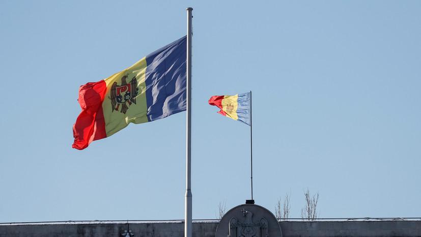 Молдавия не будет пересматривать политику по отношению к НАТО и ЕС