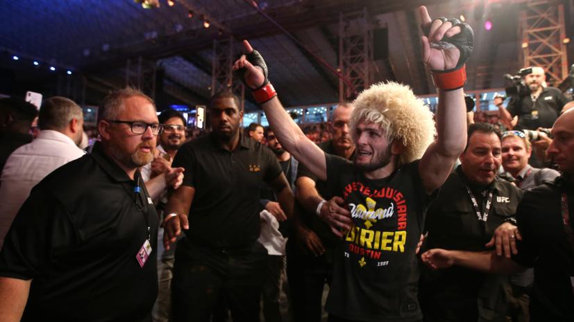 Боец UFC Ковингтон — о Нурмагомедове: я уничтожу его и просто вырублю