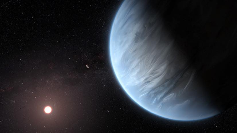 Дальняя гавань: учёные впервые обнаружили воду за пределами Солнечной системы