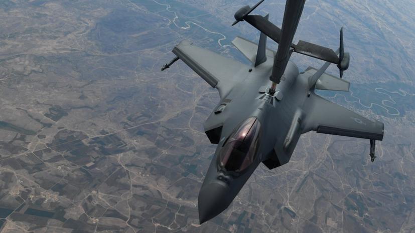 США одобрили продажу Польше 32 самолётов F-35