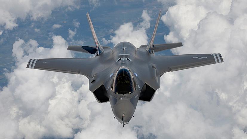 Политолог прокомментировал намерение США продать Польше F-35