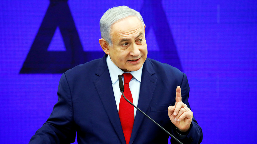 Нетаньяху заявил об опасности Ирана для России