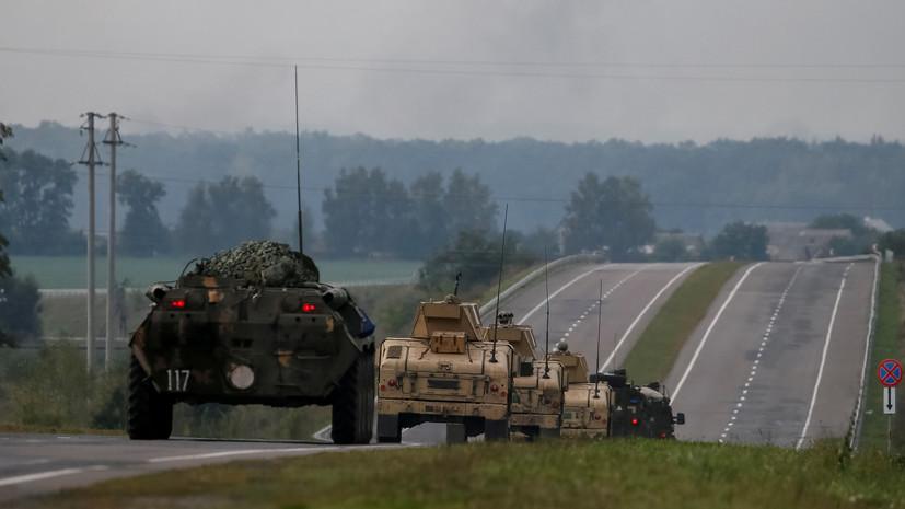 На Украине рассказали о панике в связи со взрывами на арсенале