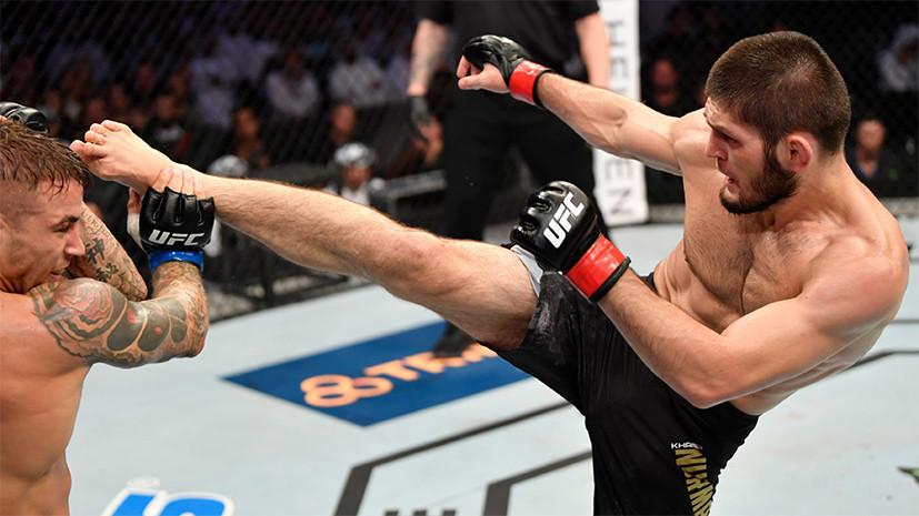 Громковский прокомментировал неучастие Нурмагомедова в медиадне UFC 242