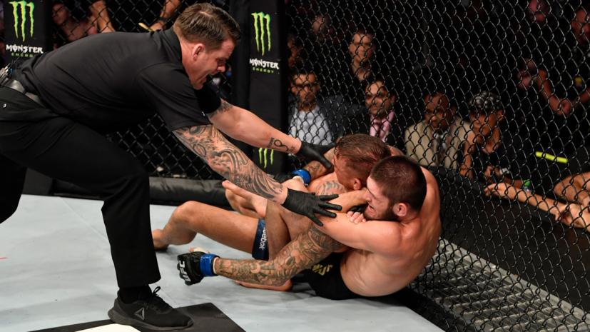 Вице-президент UFC рассказал, когда в России будет организован турнир с титульным боем