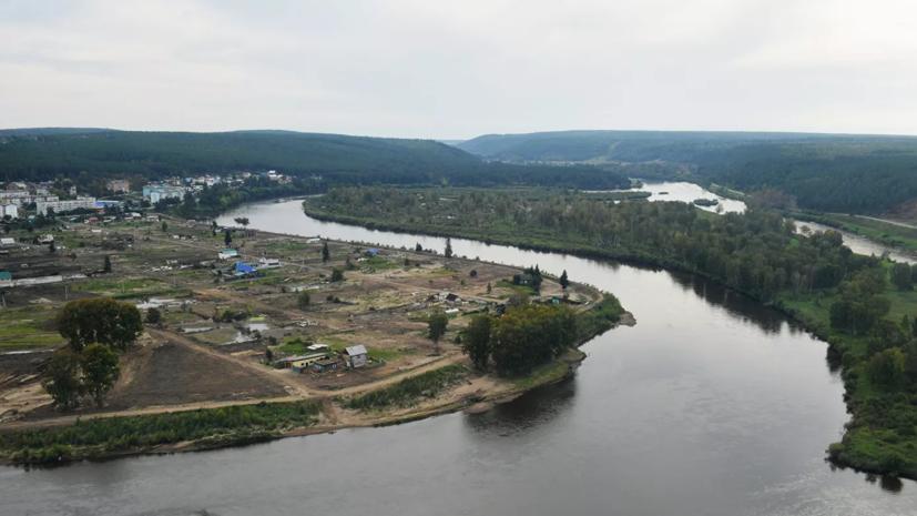 Медведев назвал сроки восстановления инфраструктуры Иркутской области