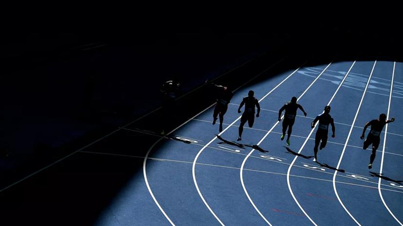 Легкоатлет Ильин получил четырёхлетнюю дисквалификацию за допинг