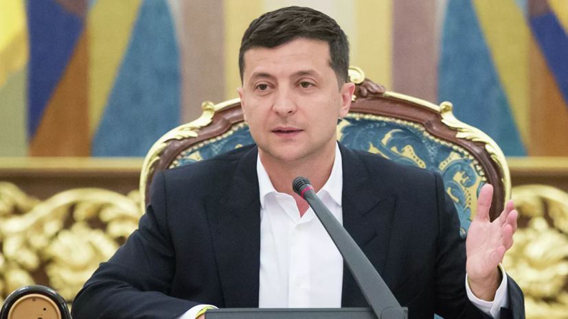 Зеленский заявил о подготовке карты реализации Минских соглашений