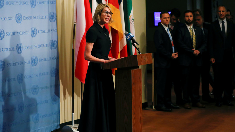 Постпред США при ООН намерена стать рупором американской демократии
