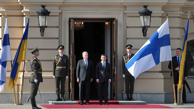 Финляндия не поддержала призыв Зеленского по санкциям против России