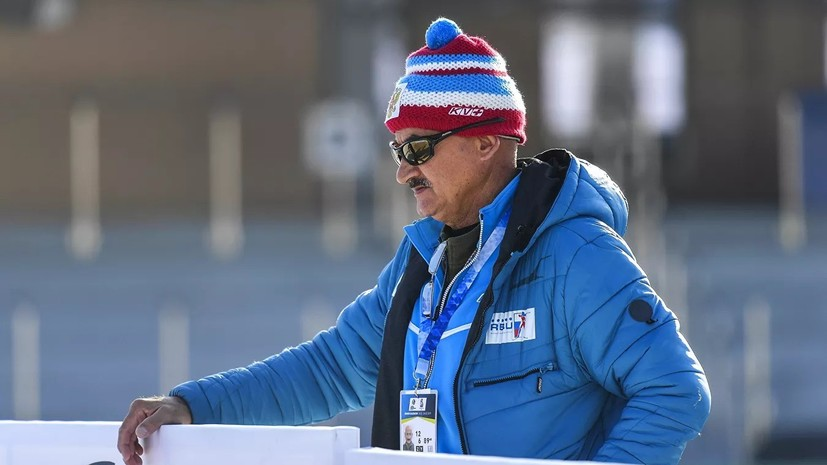 СБР планирует сохранить за Хованцевым пост главного тренера сборной России до ОИ-2022